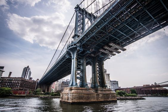Manhattan Bridge by Jacob Nyborg Andreassen on 500px
