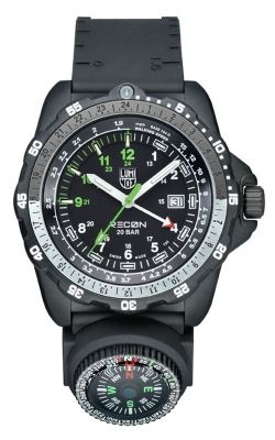 Luminox watch with model number A.8831.KM is from the Recon collection.