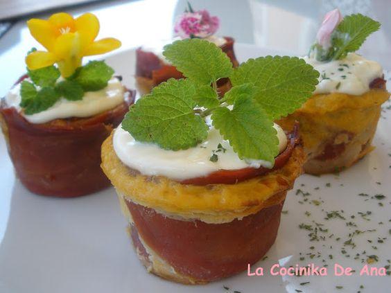 La Cocinika De Ana: Macetitas cordobesas