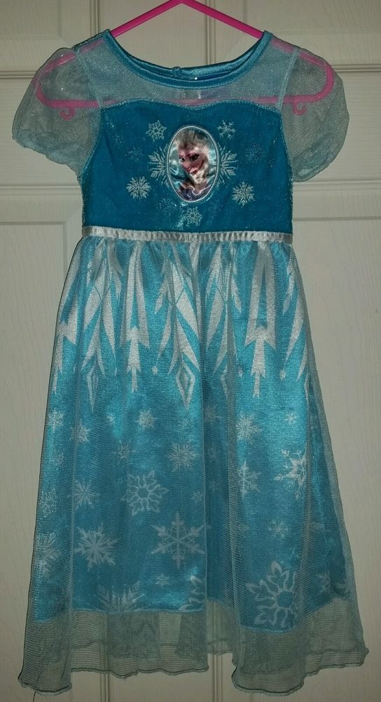 frozen elsa nightgown size 2t from $3.99   Kids clothes sewing ...
