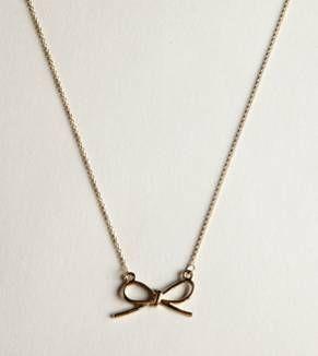 simple bow, cute
