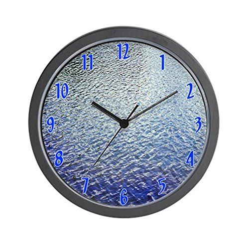 CafePress  Ocean Blue  Unique Decorative 10 Wall Clock ** Read more  at the image link.