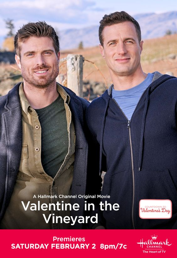 Marco Marcus Rosner Drops Some Big News On Nate Brendan Penny When He Arrives At The Winery Va Hallmark Channel Hallmark Christmas Movies Hallmark Movies
