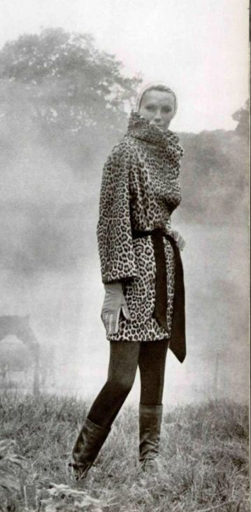 1963  fur coat