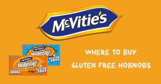 Where To Buy McVities Gluten Free Hobnobs