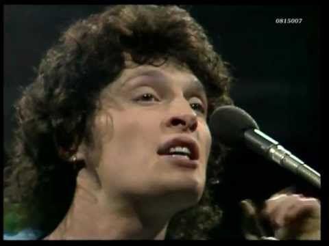 Golden Earring - Radar Love, ein Hit 1973. Audio-CD-Sound zu Video-Material aus TV-Show. HQ-Video
