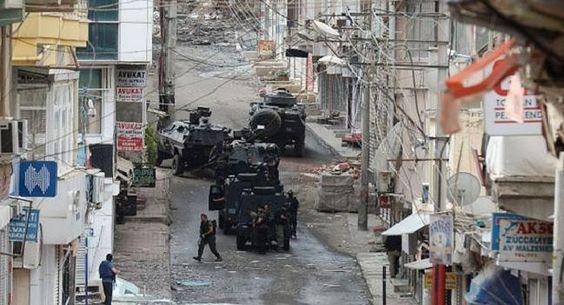 Silvan'da Sokağa Çıkma Yasağı Sona Erdi! - kureselajans.com-İslami Haber Medyası