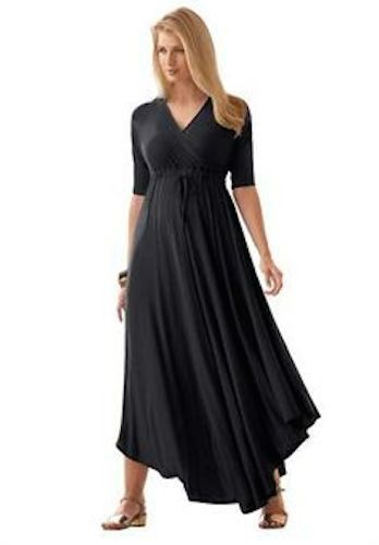 Maxi dresses size 18 plus – Woman art dress