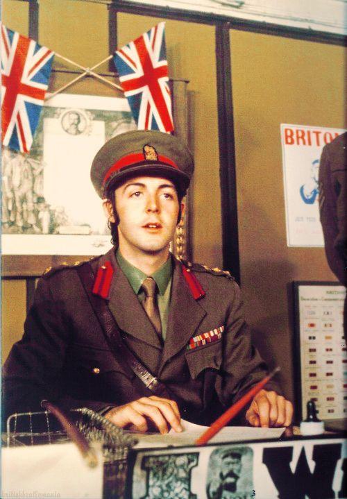 Paul McCartney in Magical Mystery Tour