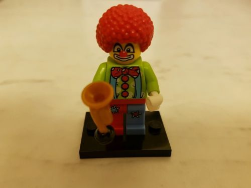 Lego Minifig Series 1 Clown https://t.co/Z9MacyiO3w https://t.co/eIGoX4tzWC