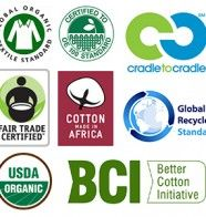 Eco-Style Glossary | Eco Fashion Resource for clothing labels and certifications | Organic Spa Magazine: