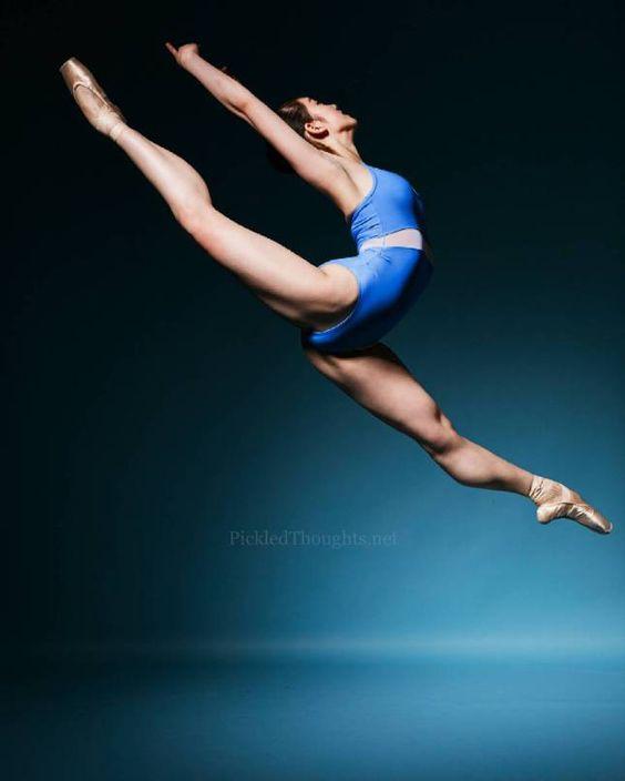 © Dean Barucija – PickledThoughts  Sanaho Kitamoto, Staatliche Ballettschule Berlin Berlin State Ballet School