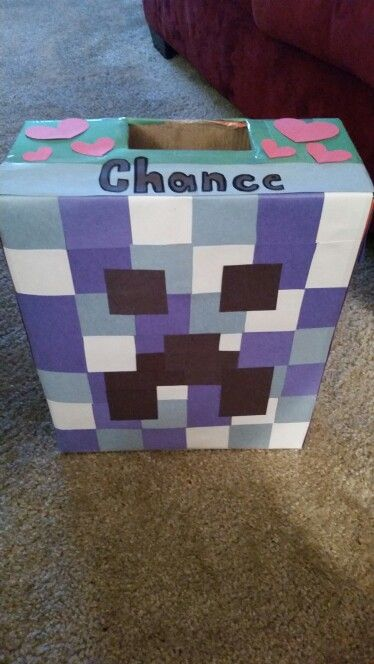 valentine box design ideas