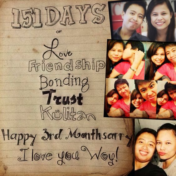 happy 4th monthsary to us