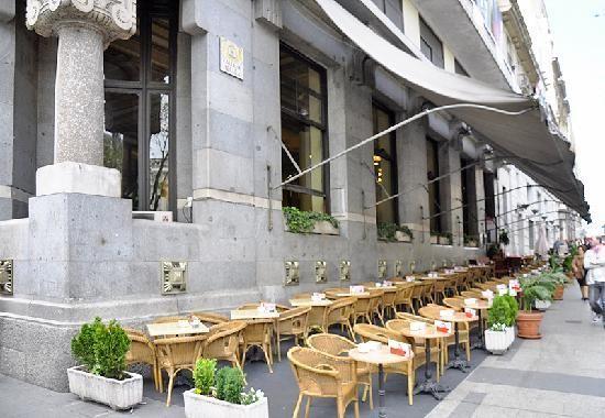 Photo of Cafe del Circulo de Bellas Artes
