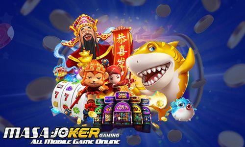 Joker123 Masajoker123 Main Game Ikan Mainan