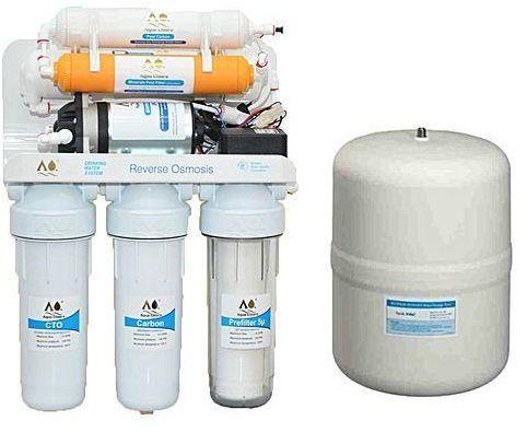 فلتر مياه 7 مراحل اكواكيارا Decorative Jars Jar Home Decor