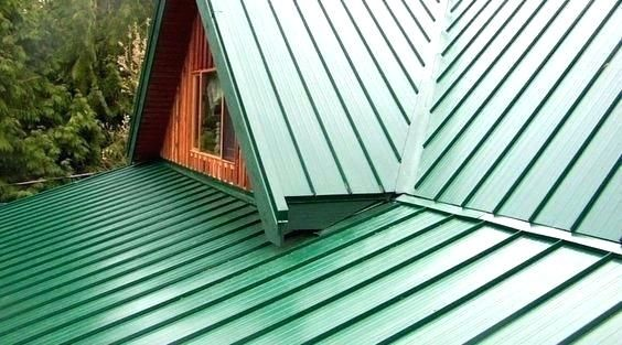 Install Metal Roofing Over Shingles How To Put Metal Roof On House