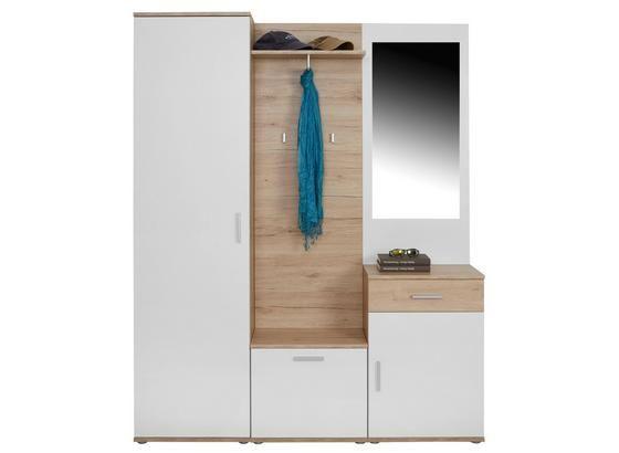 Alles Fur Ihr Vorzimmer Komplett Garderobe Mia 30 Tage Ruckgaberecht Jetzt Online Bei Mobelix Bestellen Garderobe Vorzimmer San Remo Eiche