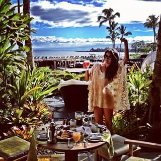 Shay Mitchell loves a good travel snap. | 24 Times Shay Mitchell's Instagram Gave You Mega Wanderlust
