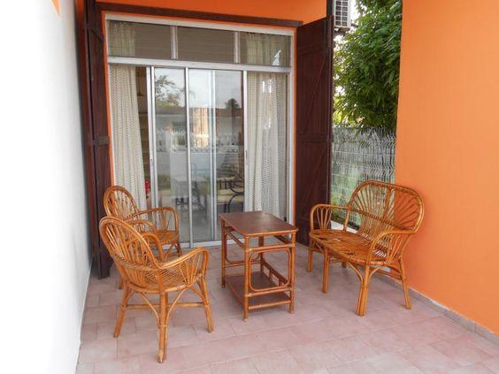 Un Villa 2 chambre à Port-Louis à louer à partir de  par semaine. Avec Balcon ou…