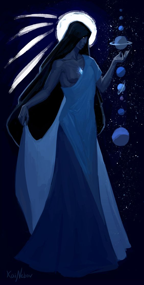 A redraw of the moon base mural other diamonds coming for Blue moon mural