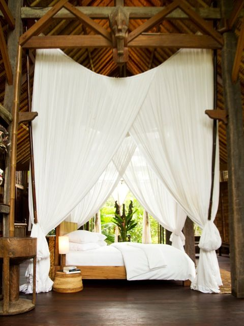 Ceiling Canopy Bedroom: Sleep, High Ceilings And Style On Pinterest