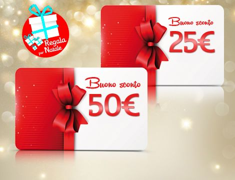 Sei indeciso sui regali? Acquista la carta regalo Groupalia e sarà chi la riceve a scegliere il suo regalo: 25 o 50€ da spendere su tutti gli acquisti fino a Giugno 2015! Da non perdere!