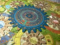 THE CREATIVE GAMER - Tzolk'in Gear Pimping - A survey of what others have done | Matt's Board Game Back Room | BoardGameGeek