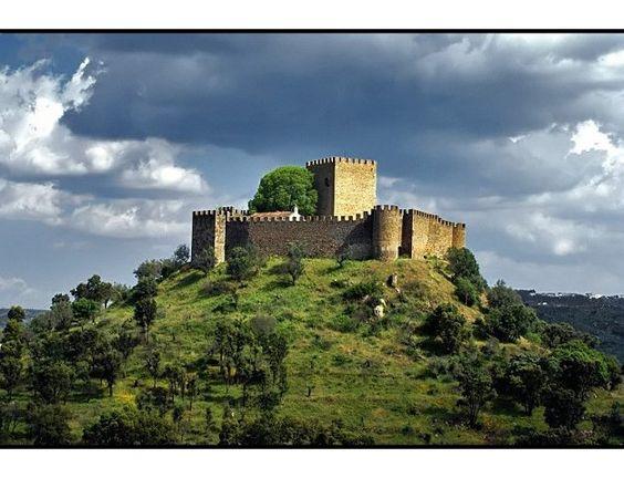 Castelo de Belver - PORTUGAL