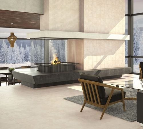 Affinity Cream Porcelain Floor Tile 12x12 Porcelain Flooring Porcelain Floor Tiles Living Room Tiles
