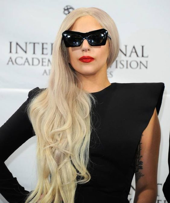 Lady Gaga's real name is Stefani Joanne Angelina Germanotta ...