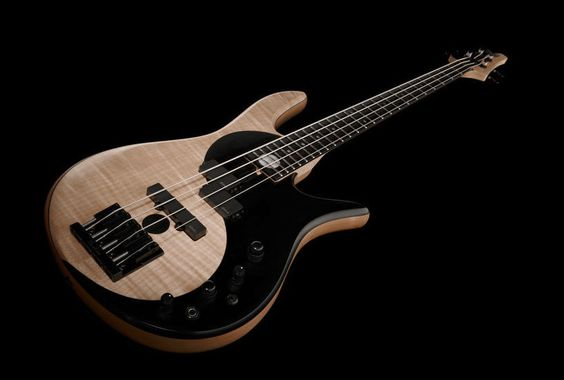 Satin natural and bass guitars on pinterest for Table yin yang basse