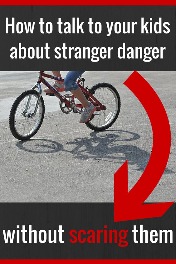 How do you know if your child is old enough to talk about strangers? If a child is old enough to play in the front yard alone, then the discussion needs to take place, even if on just a basic level.