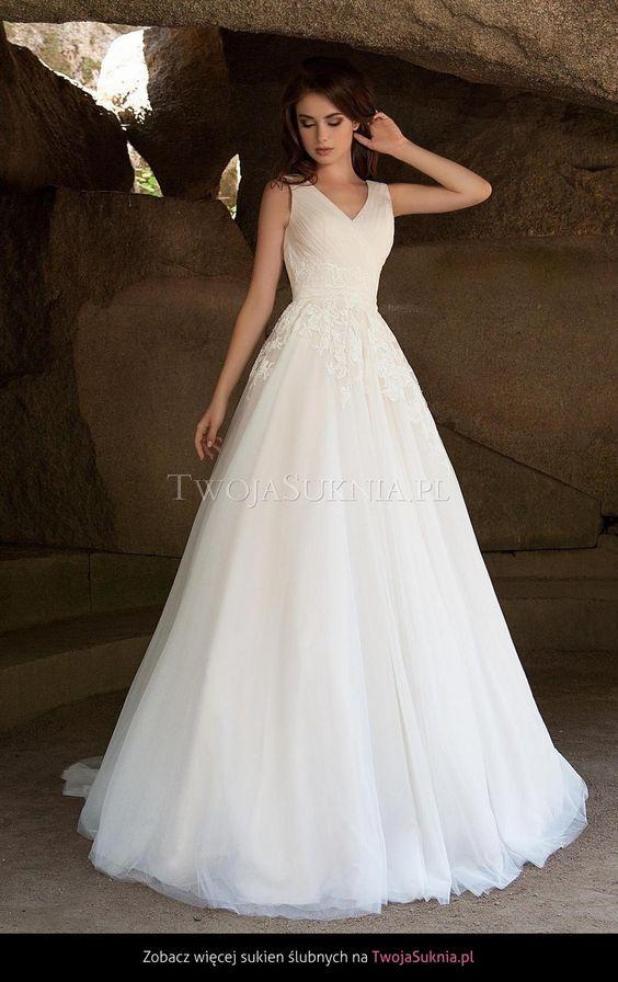 Suknia ślubna Victoria Soprano 5316 Noemie Feasible Dream - TwojaSuknia.pl
