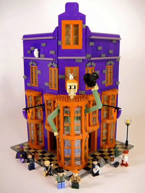 Visit The Post For More Lego Harry Potter Lego Harry Potter Moc Harry Potter Minecraft