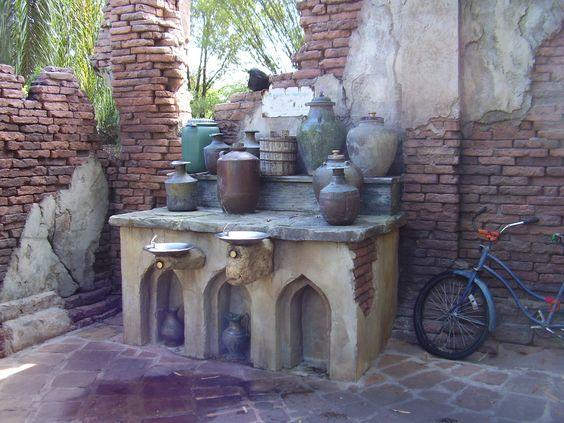 Disney drinking fountain