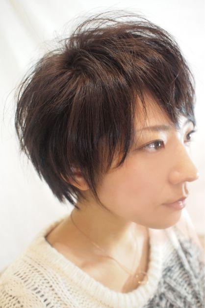ウルフ系ニュアンスレイヤー☆ | 船橋・西船橋の美容室 hair rescue kapraのヘアスタイル | Rasysa(らしさ)