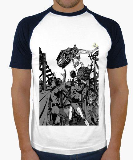 Camiseta Mystery B Camiseta hombre, estilo béisbol  19,90 € - ¡Envío gratis a partir de 3 artículos!