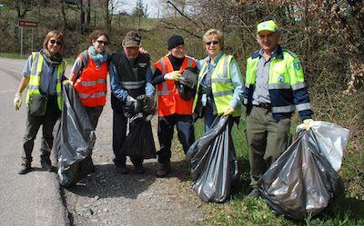 Il 9 aprile a Toano si festeggia il ventennale della giornata ecologica