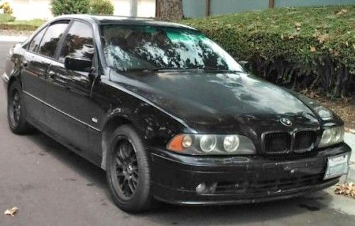 For Sale By Owner In Ontario Ca Year 2001 Make Bmw Model 530