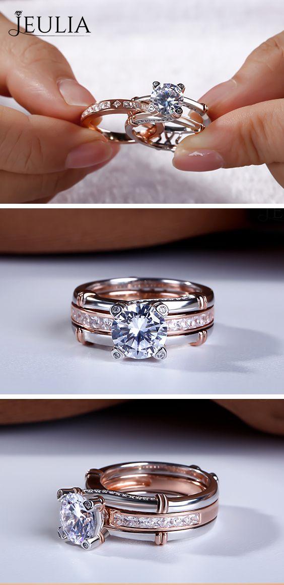Luxury Design Claccic Sight Catching Jeulia Sweetie