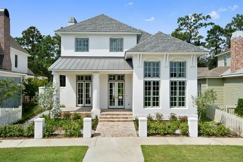 Beautiful #houseplan featuring an open floor plan. Check out additional photos at: http://houseplans.housingzone.com/plan/9625/