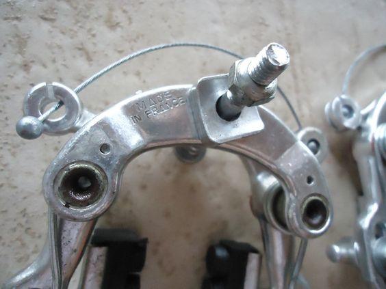 Peugeout 10 Caloi 10 Freio Mafac Bicicleta Antiga - R$ 70,00 no MercadoLivre