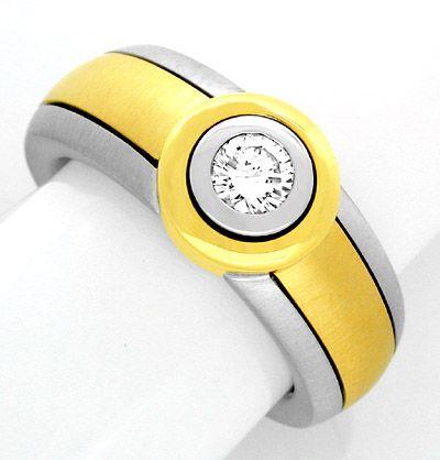 Neu! IGI-Brillant! in Super-Traum-Ring Luxus! Portofrei - Gold, Platin Schmuck…