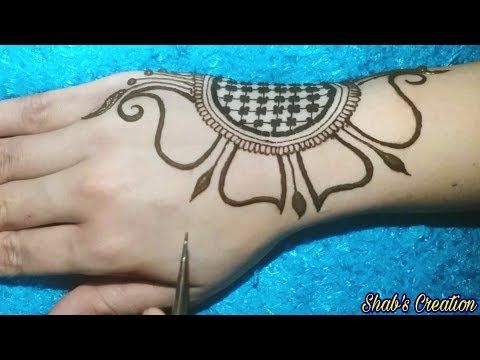 Simple Easy Arabic Backhand Mehndi Design 2019 Arabic Henna Design Bridal Simple Arabic Mehndi Designs Mehndi Designs For Hands Mehndi Design Pictures,Egyptian All Seeing Eye Tattoo Designs