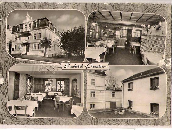 Hotel Paradies 1970