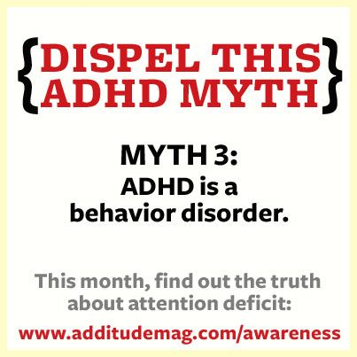adhd disorder or cop out Toronto child and youth worker sheera walton spends a great deal of time assisting children with attention deficit hyperactivity disorder  adhd is a cop out,.