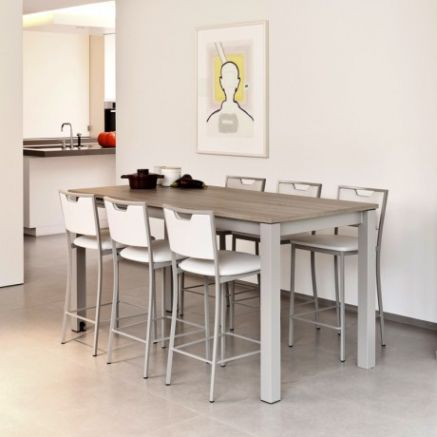 Table De Cuisine Avec Chaises Table Haute Cuisine Somum For 19