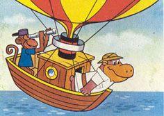 Pepe Potamo con su hipogritohuracanado :-):